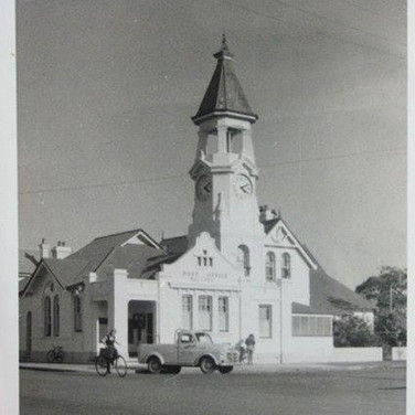 Old Ballina Post Office - now Court House