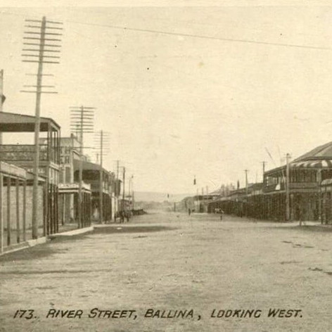 River St, Ballina