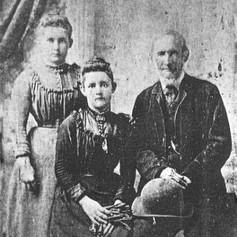 John Skennar & two daughters