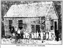 FIRST SCHOOL AT URALBA