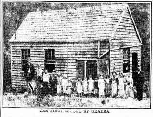 FIRST SCHOOL AT URALBA
