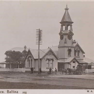 Old Ballina Post Office