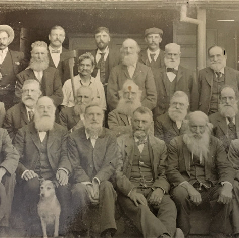 Ballina Pioneer Reunion 1902