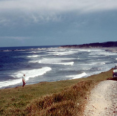 Between Lennox and Ballina, c 1960