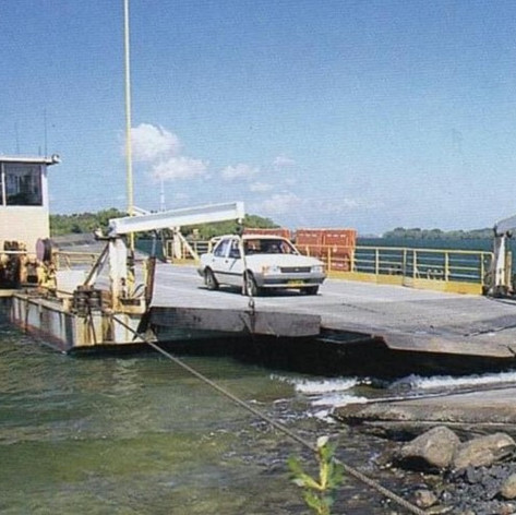 Burns Point Ferry