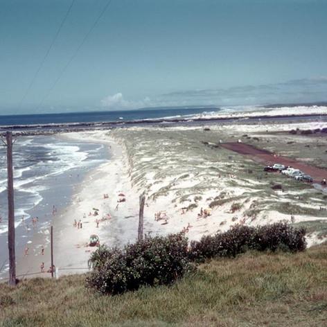 Lighthouse Beach, Ballina,  early 1960s