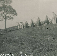 Cane cutters tents