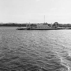 Burns Point Ferry 1959