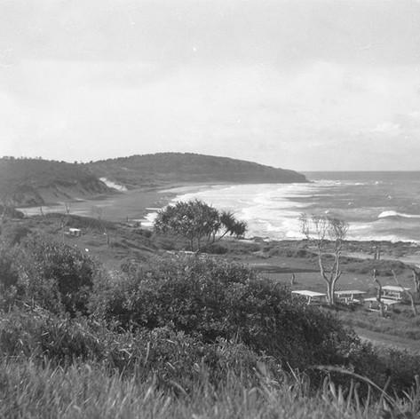 Black Head, Ballina, early 1950s