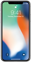 iPhone X Broken Screen Repair