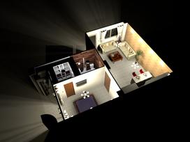 Διαμέρισμα 50 τ.μ.