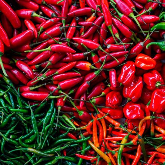 chillies variety