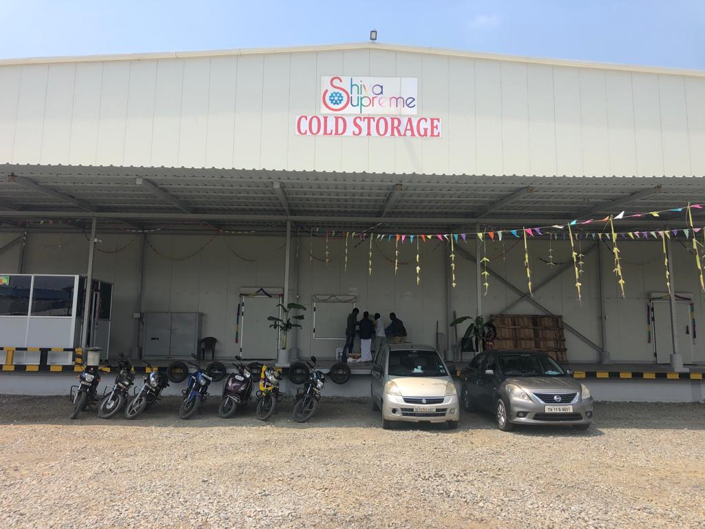 ShivaSupremeColdStorage & WareHouse