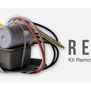 Conheça o novo Reator Kit Removível Interno/Integrado da Demape