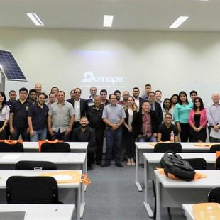 """Workshop """"O FUTURO DA ILUMINAÇÃO PÚBLICA"""""""