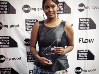 Field Notes Wins Best Local Short Film!