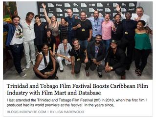 Caribbean Film Mart!