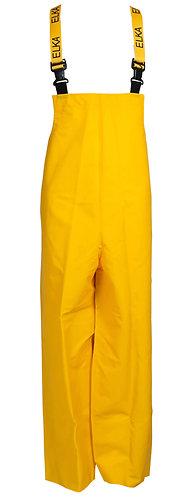 ELKA Regenlatzhose gelb PU