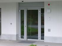 Verglaste Türen