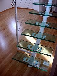 Glastreppen