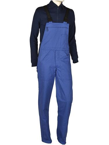 Latzhose Basic royal-blau