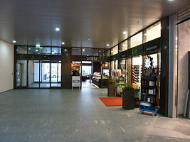 Ladeneingang