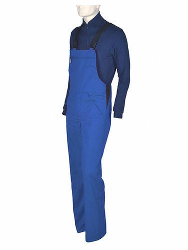Latzhose Classic blau