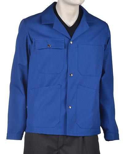 Arbeitsjacke Classic blau