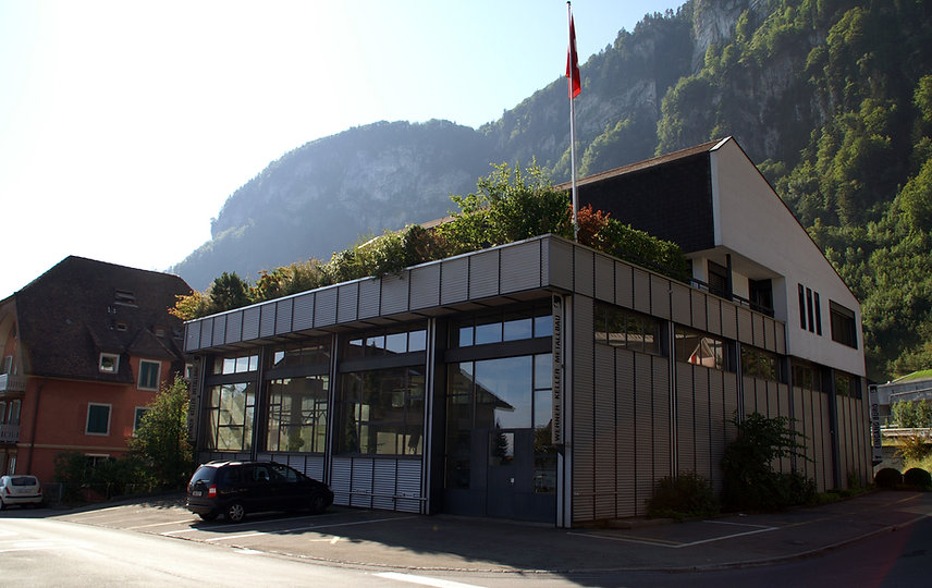 Wener Keller Metallbau AG Hergiswil