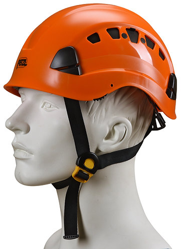 Petzl Vertex Vent Bergsteigerhelm orange