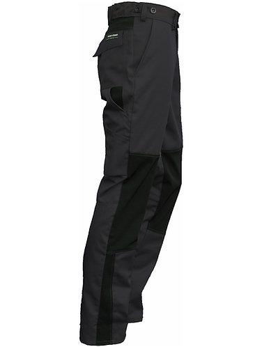 Arbeitshose STRETCH grau-schwarz