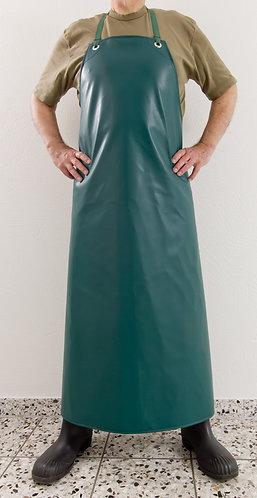 Melkerschürze grün / Länge: 125cm