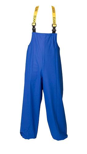 ELKA Regenlatzhose blau PU