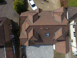 Aerial Perspectives Roof Inspection