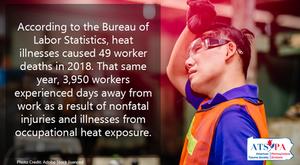 Occupational Heat illness