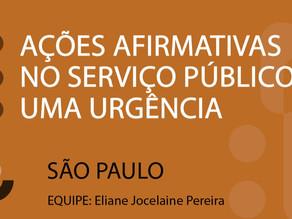 Ações Afirmativas no Serviço Público: Uma Urgência
