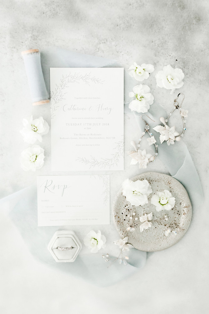 Little Details on your Wedding Day