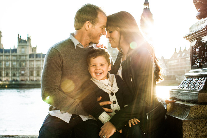Why should we book a family session when we have a million phone photos?