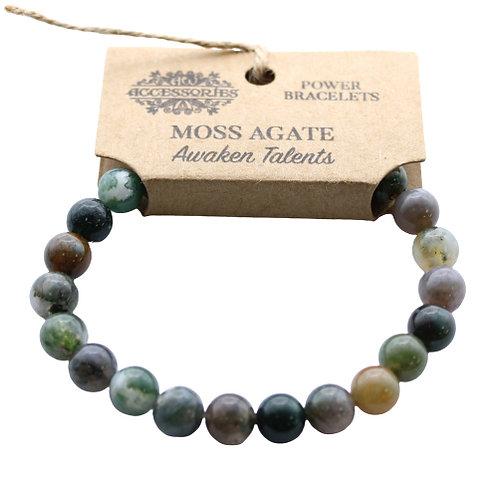 Gemstones Power Bracelets