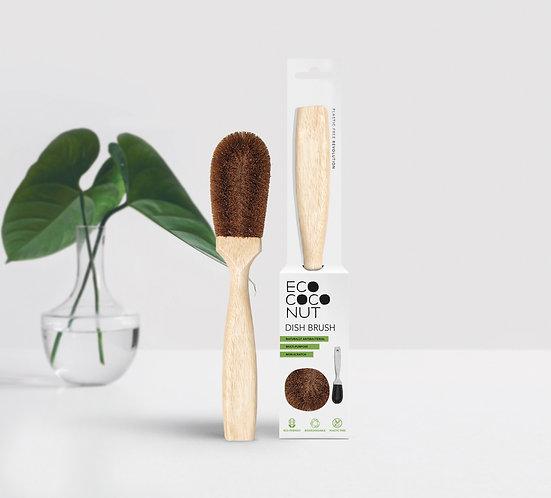 EcoCoconut - Kitchen Cleaning Brush