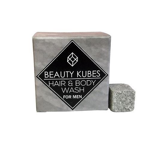 Beauty Kubes Shampoo & Body wash for Man