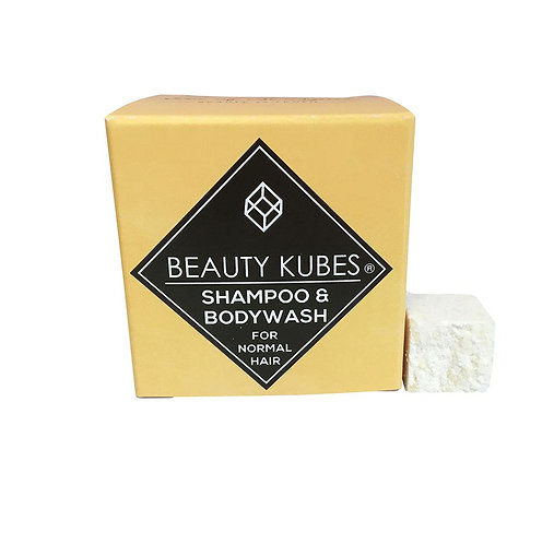 Beauty Kubes Body wash & shampoo for Normal Hair - Unisex