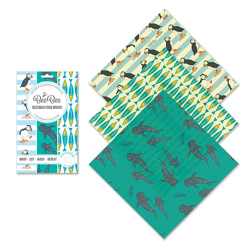 BeeBee Wraps - The Bathroom pack