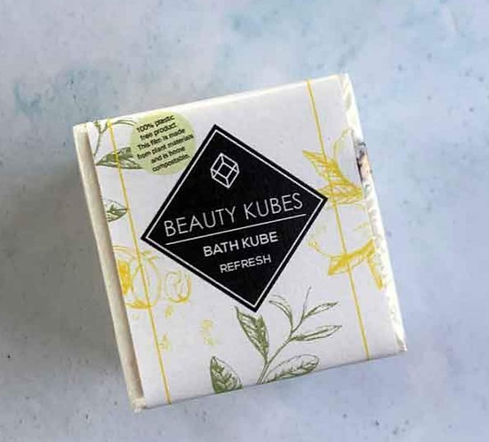 Beauty Kubes Bath Kubes Refresh