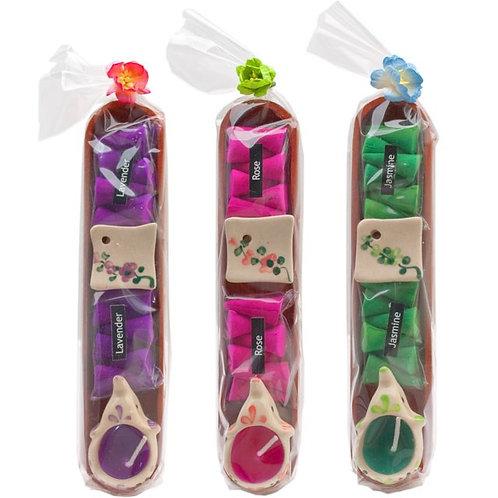 Mini Incense Cone &  Stick Gift Sets
