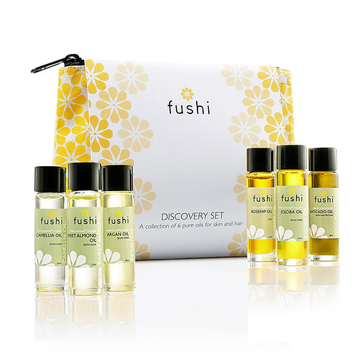 fushi Discovery Oils Collection