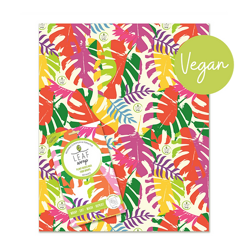 BeeBee Wraps - Vegan Leaf - Bread wrap