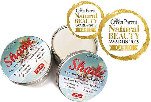 Shade™ - All Natural Sunscreen
