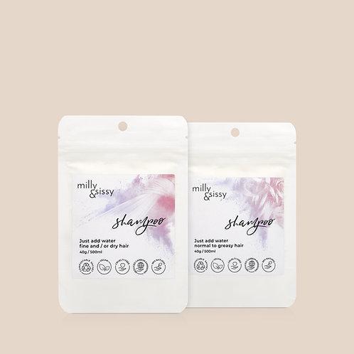 MILLY&SISSY - Zero Waste Shampoo Refill