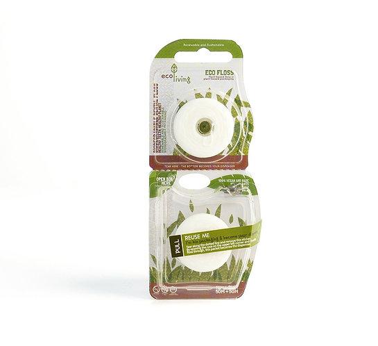 Eco living - Eco Floss - Plant-Based Vegan Dental Floss